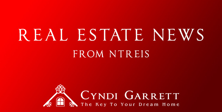 NTREIS News. Cyndi Garrett, Rockwall Real Estate