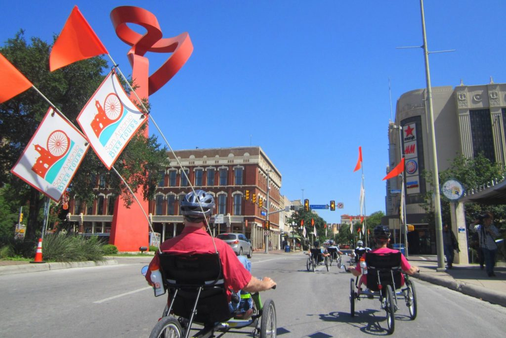 San Antonio Bike Tours