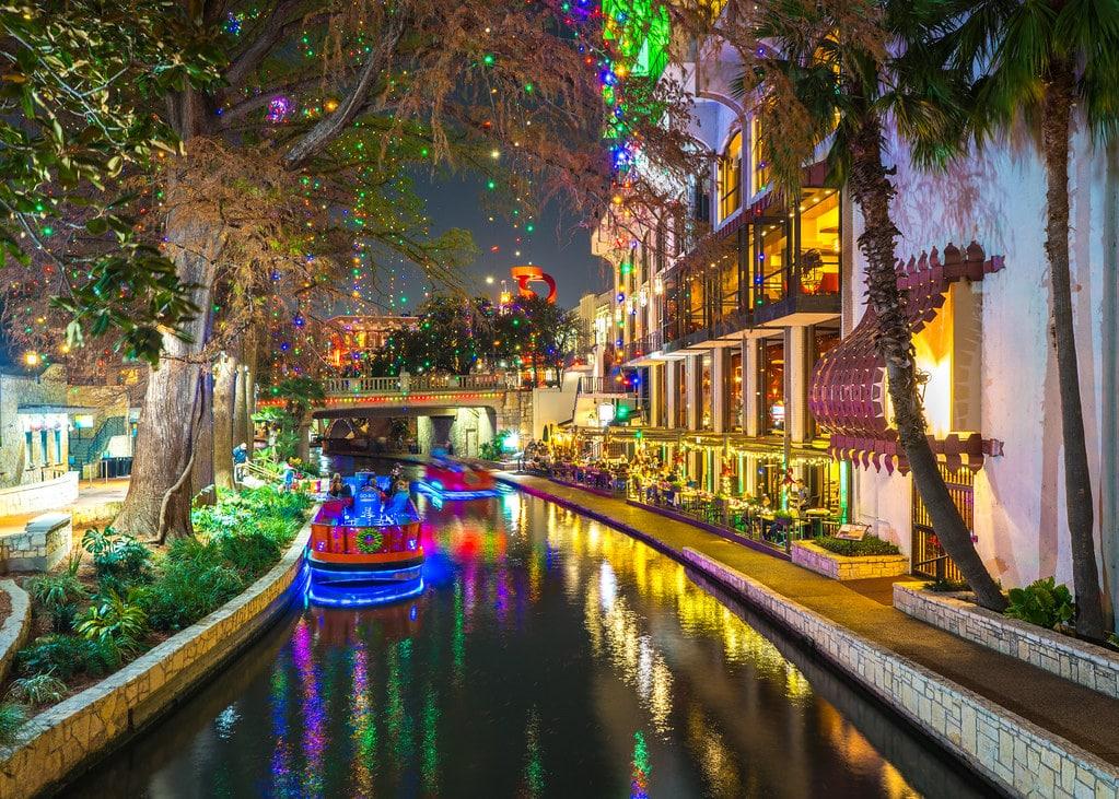 River Walk Cruise, San Antonio