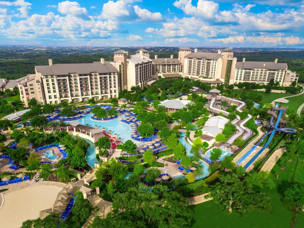 Resort JW San Antonio Hill Country Spa