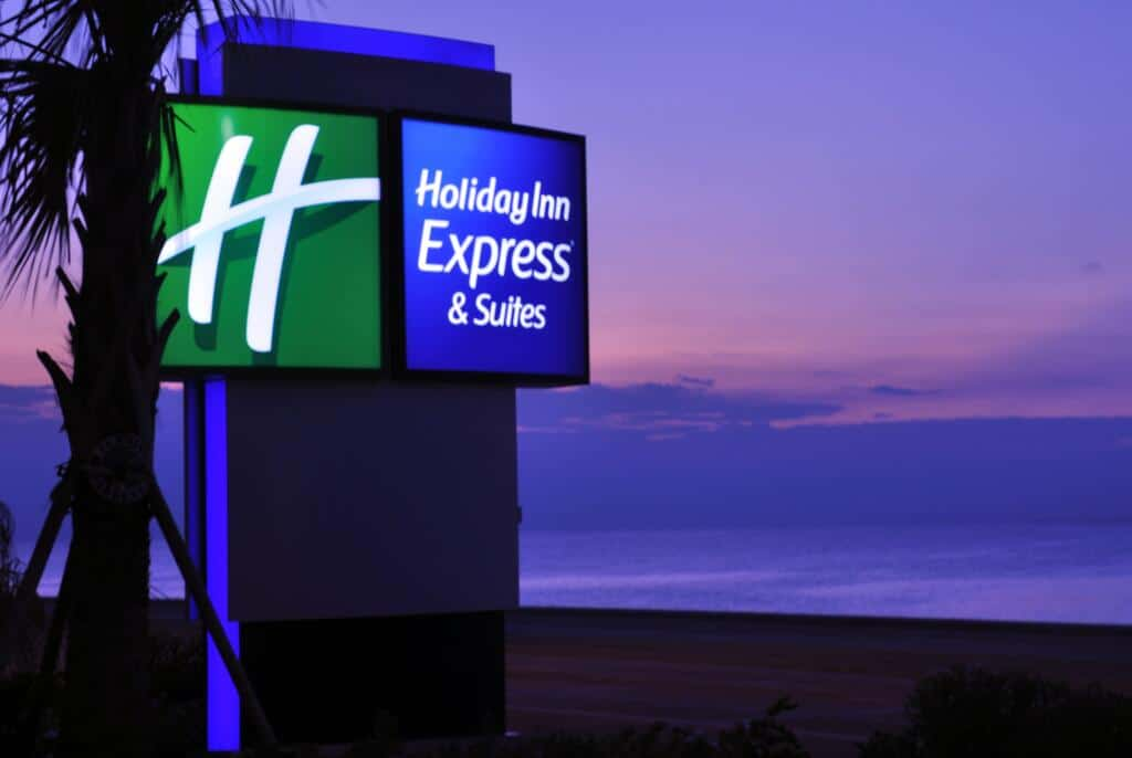 Holiday Inn Express Hotel Galveston West